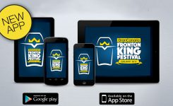 Updated with the new Gran Canaria Fronton King pro APP