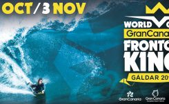 Gran Canaria World Cup Fronton King official poster