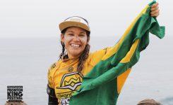 Isabella Sousa la primera Gran Canaria Fronton Queen