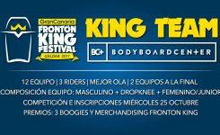 «King Team» evento por equipos para mañana