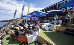 Gran Canaria Fronton King Highlights Day 1